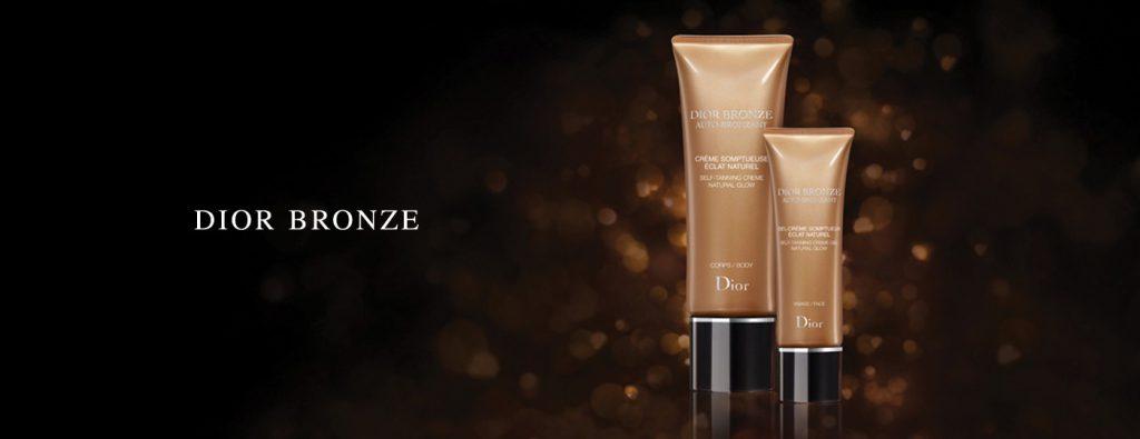 Dior Bronze – rýchly a jednoduchý spôsob opálenia.