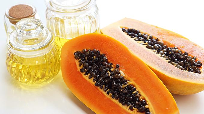 Kvapka trópov – olej zo semien papáje – účinky, použitie, názory