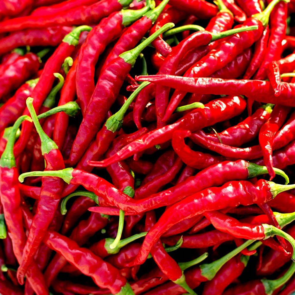 Chilli papričky na rast vlasov – Recepty na výrobu domácich produktov