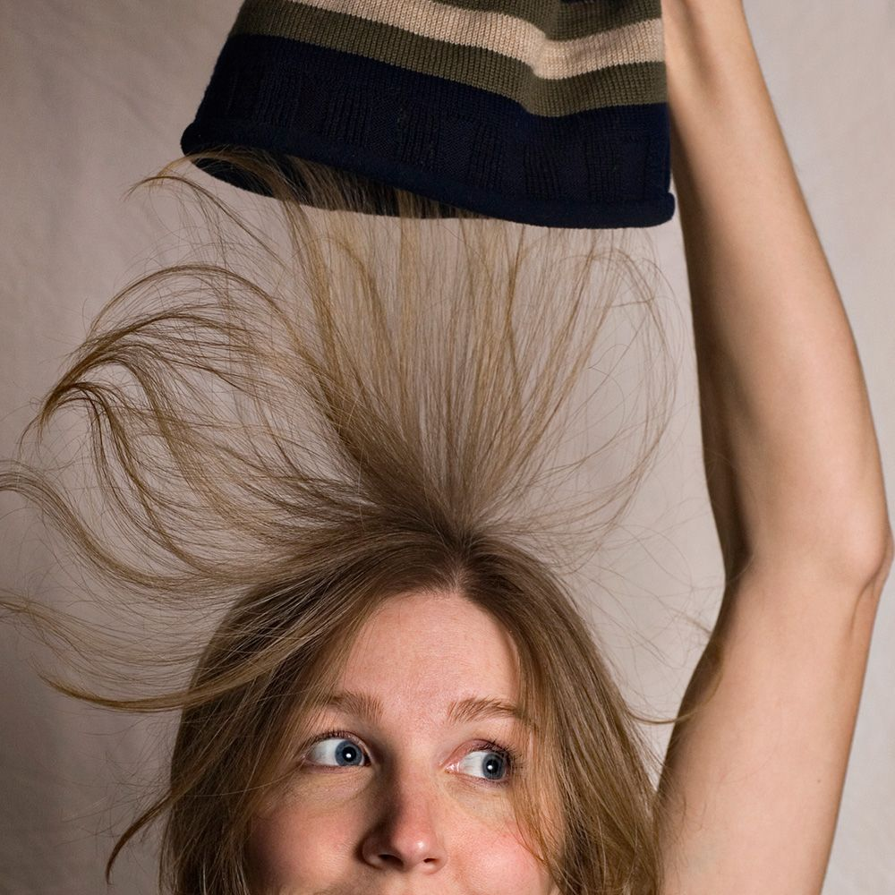 Najlepšie opatrenia pre elektrizujúce vlasy